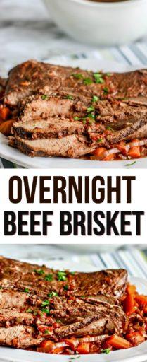 Overnight Beef Brisket