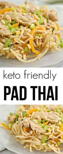 Keto Pad Thai