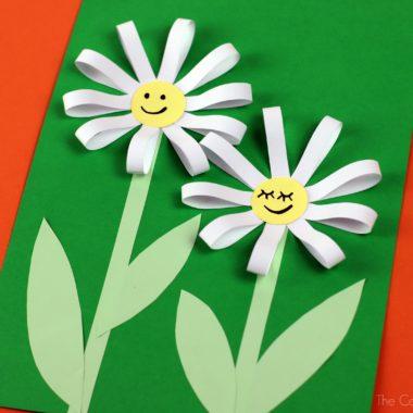 3D Paper Sunflower