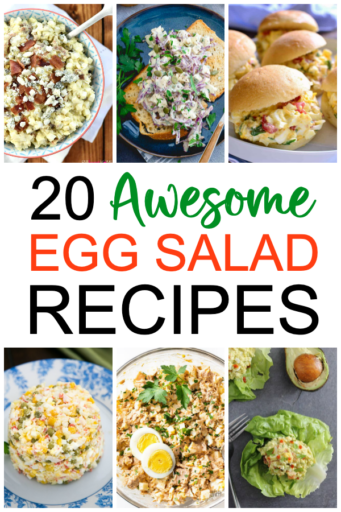 20 Awesome Egg Salad Recipes