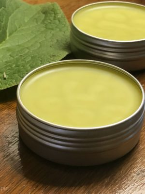 How to Make Comfrey Salve