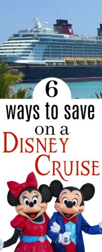 6 Ways to Save on a Disney Cruise