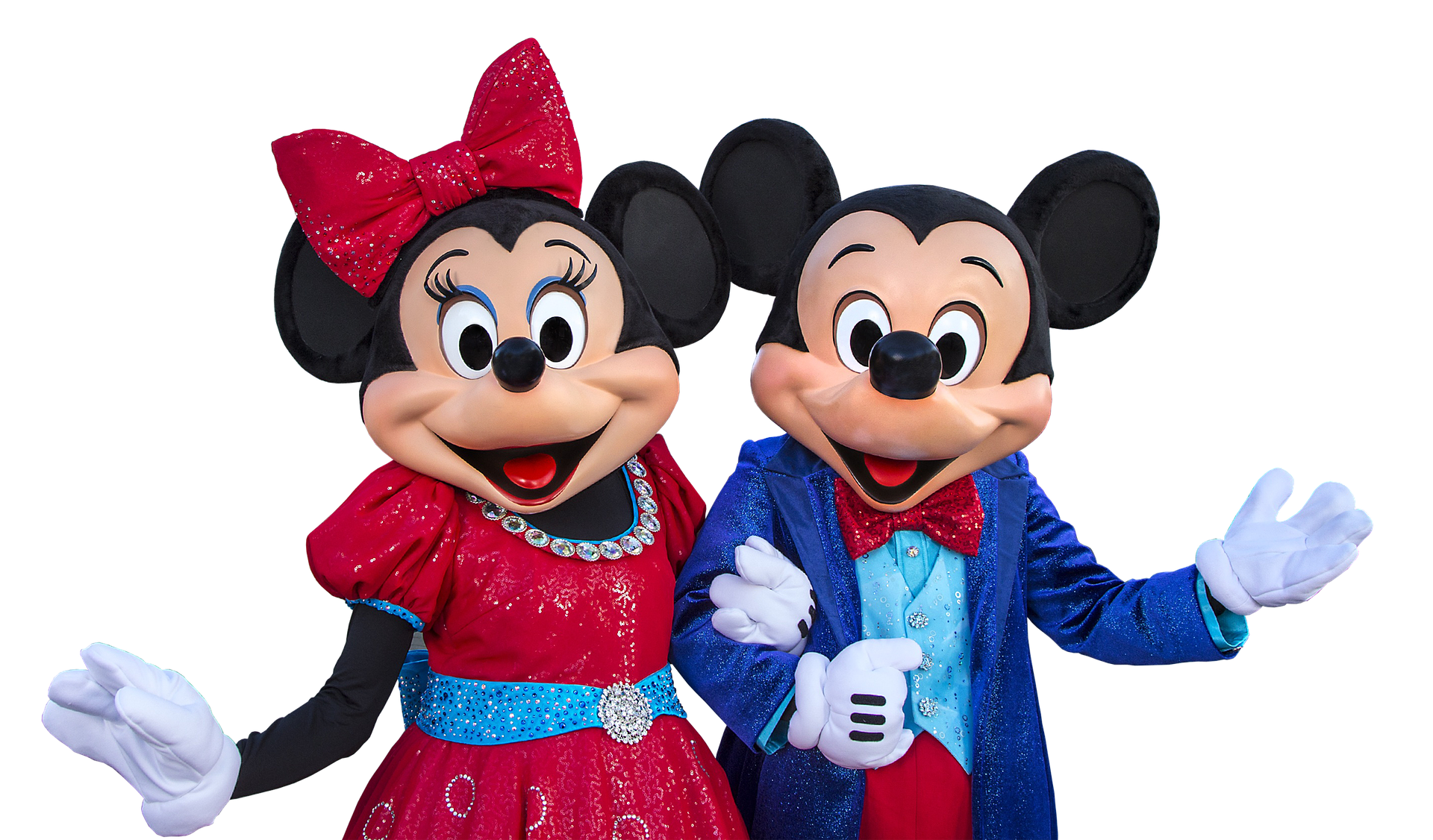 Disney's Mickey and Minnie