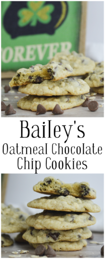Bailey's Chocolate Chip Cookies