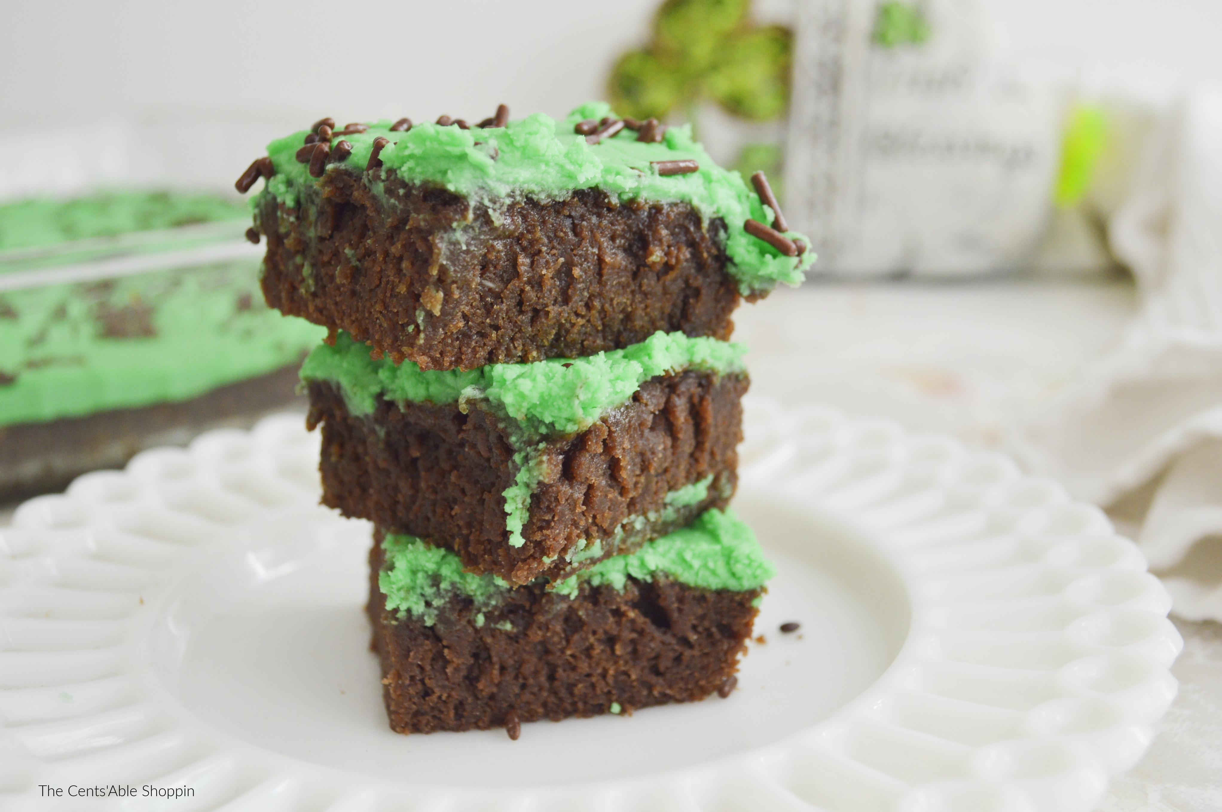 Irish Brownies