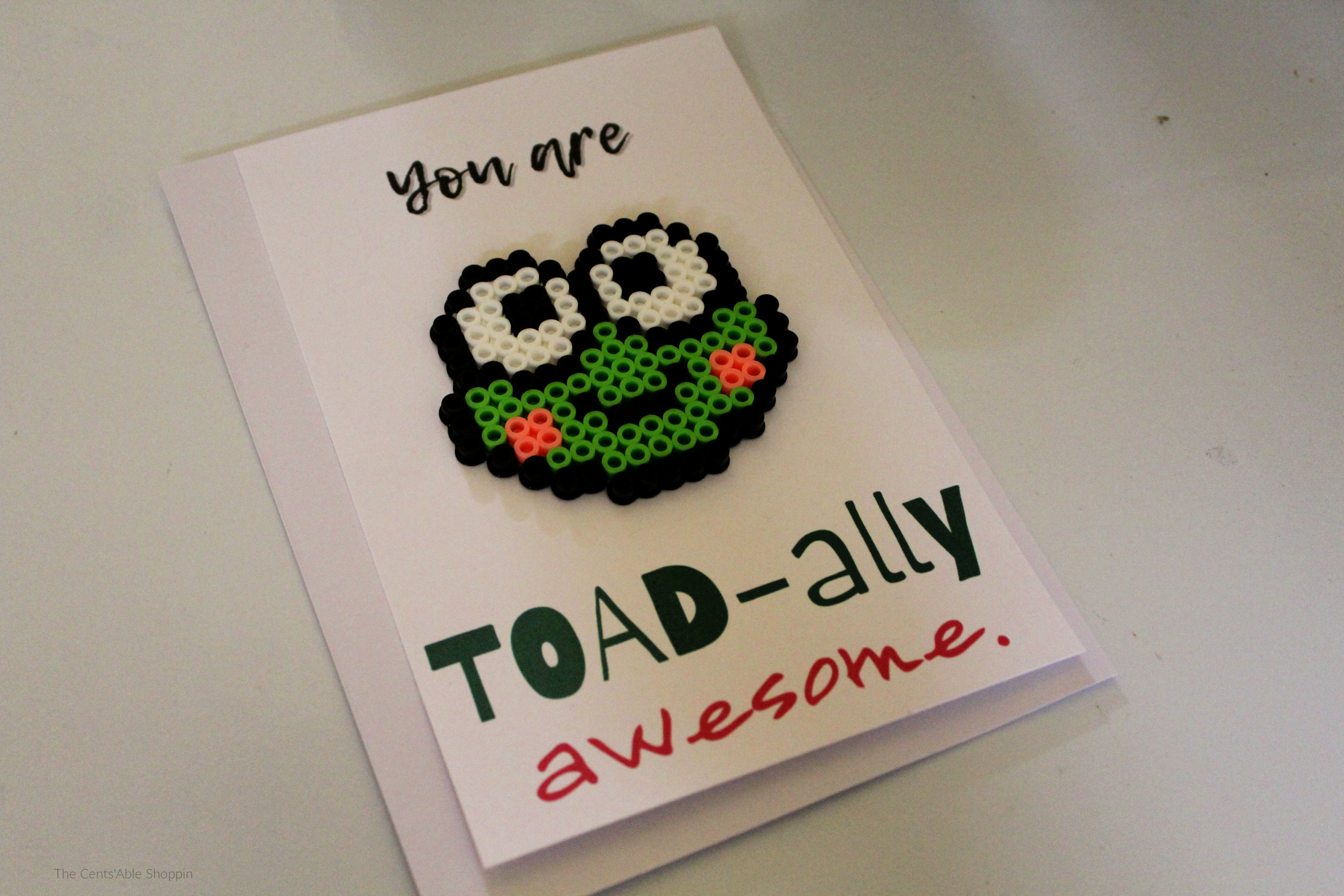 TOAD-ally awesome