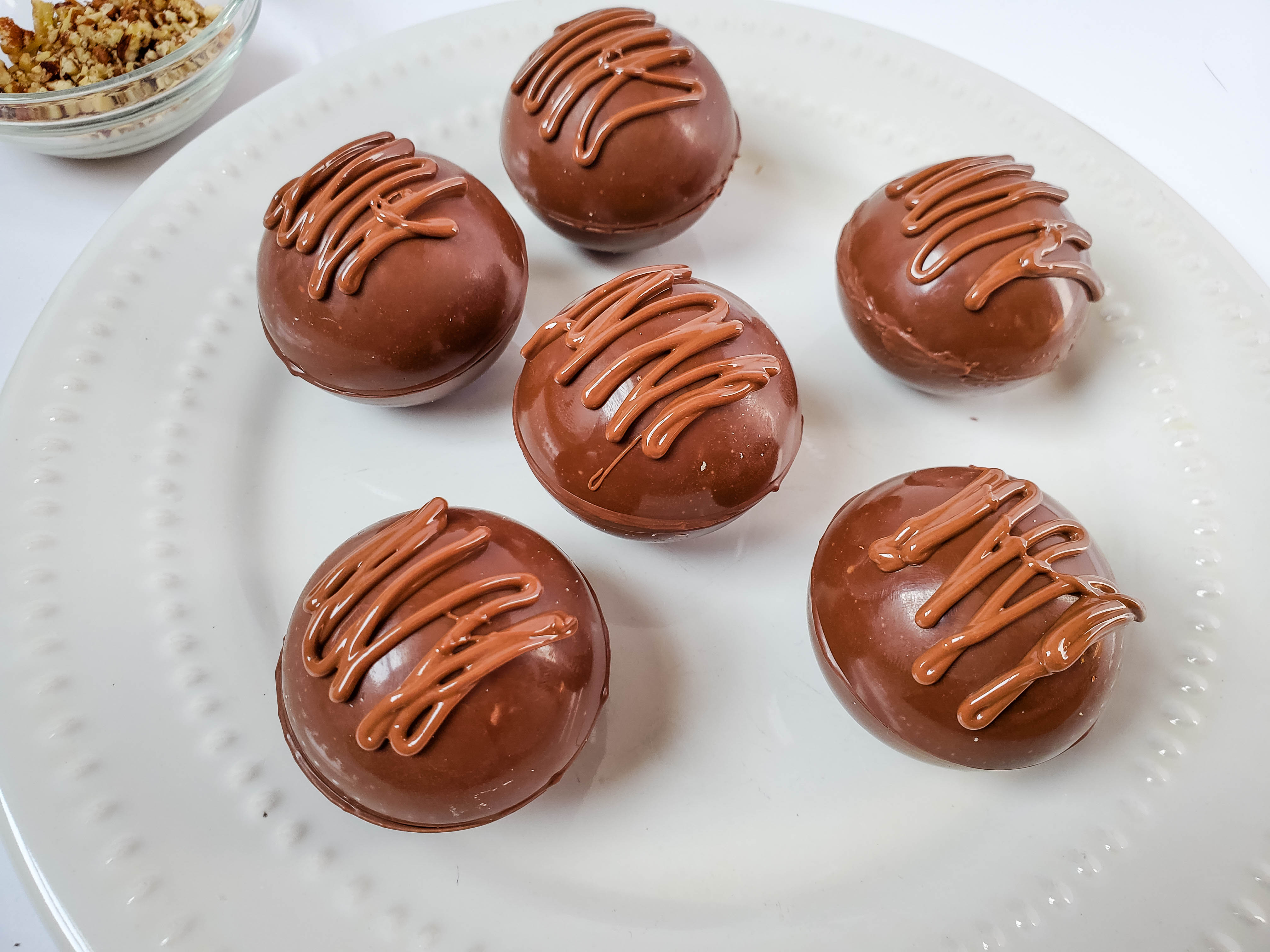 Turtle Hot Cocoa Bombs